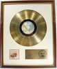 "Thumbnail image for Grateful Dead ""Workingman's Dead"" Gold RIAA LP White Matte Record Award"