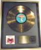 "Thumbnail image for Heart ""Dreamboat Annie"" RIAA Gold LP Floater Record Award"