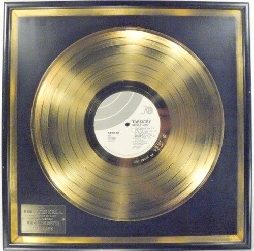 carole king �tapestry� � 1971 1 album � gold inhouse
