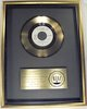 """Thumbnail image for Prince """"I Wanna Be Your Lover"""" 1980 RIAA Gold 45 Floater Record Award"""