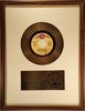 """Thumbnail image for An Urban Anthem From Curtis Mayfield – """"Freddie's Dead"""" – 1972 #4 Single – RIAA 45 White Matte Award"""