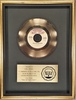 "Thumbnail image for Donna Summer ""MacArthur Park"" – 1978 #1 Single – RIAA Gold 45 Floater Award"