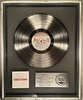 "Thumbnail image for Kiss ""Double Platinum"" – 1978 – RIAA Platinum Floater"
