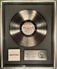 "Thumbnail image for Kiss ""Double Platinum"" – 1978 – RIAA Platinum Floater"