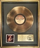 """Thumbnail image for Here's an RIAA Gold LP Floater for Santa Esmeralda """"Don't Let Me Be Misunderstood"""""""