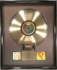 "Thumbnail image for ""Music From Big Pink"" by The Band – An RIAA R Hologram Gold Record!"