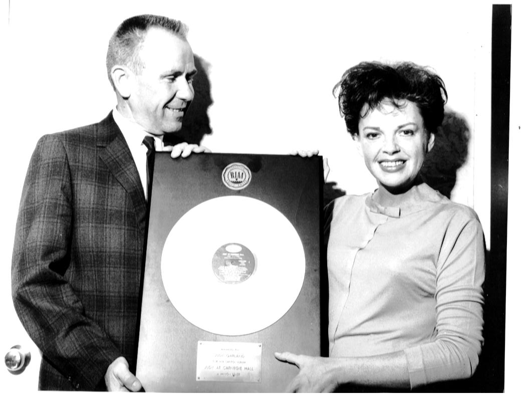 List of awards and honors received by Judy Garland - Wikipedia